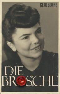 Cover von dem Buch die Brosche von Gerd Bohne
